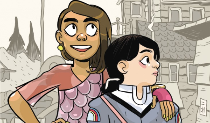 Radishes is a Tasty Bite of Friendship and Fantasy [Review]