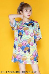 Dragon Ball dress by Galaxxy via Galaxxy