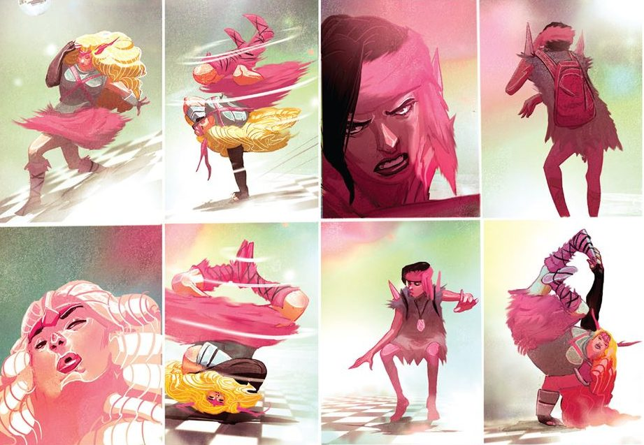 Weirdworld Rulez: Queer Worlds With Queer Villains and Queer Heroines