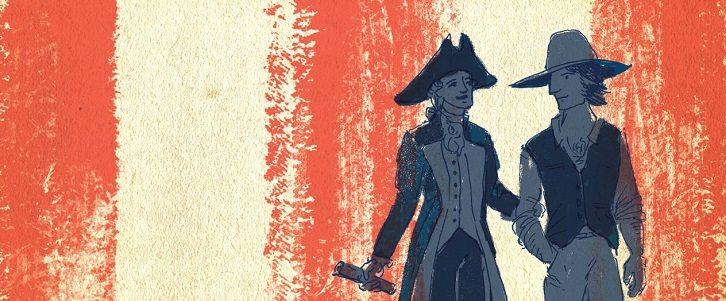 History Has Its Eyes on Us: A Hamilton Fan Reviews Declaration #1