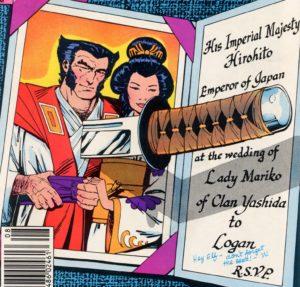 Uncanny x-men #172, Paul smith cover, marvel comics