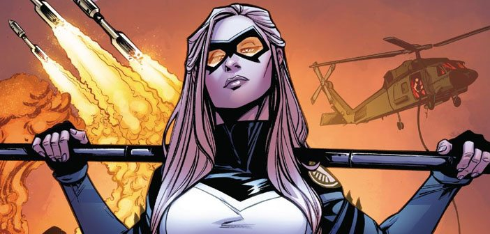 Chelsea Cain Does Superheroes in Mockingbird Volume 1: I Can Explain