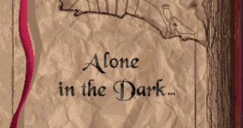 Alone in the Dark (Infogrames, 1992)