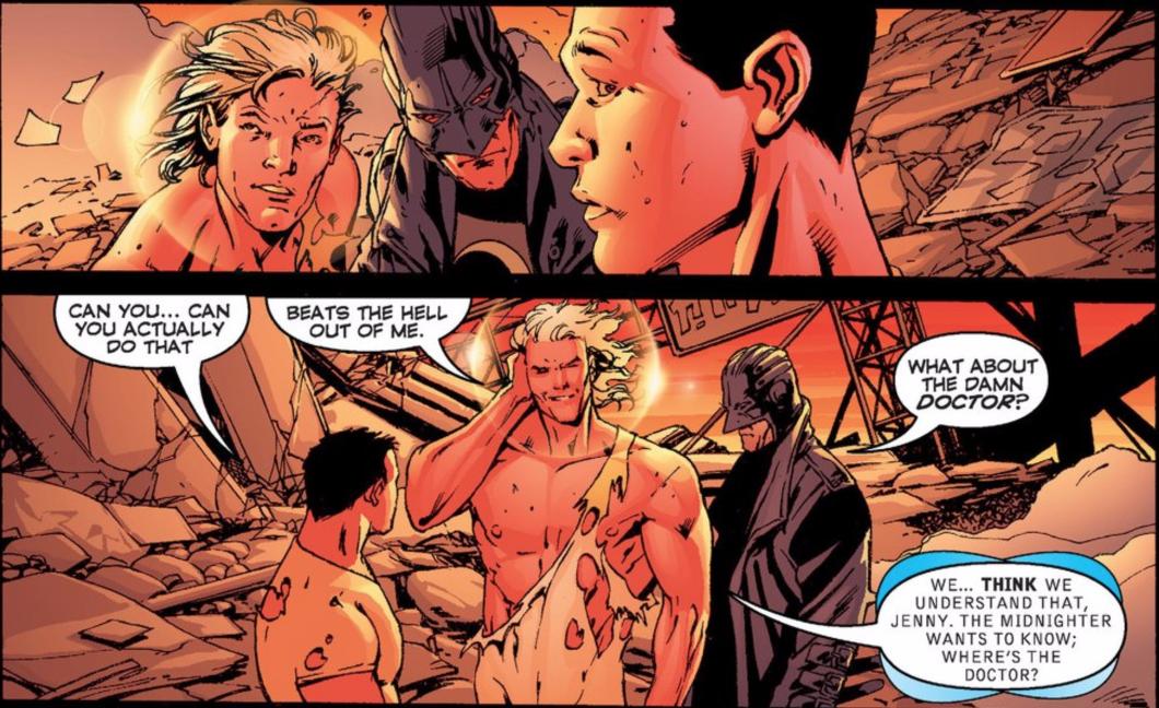Apollo: The Feminine Superman