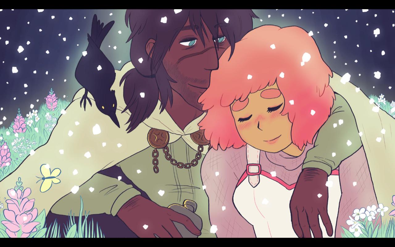 Rose of Winter, Pillowfight, 2016