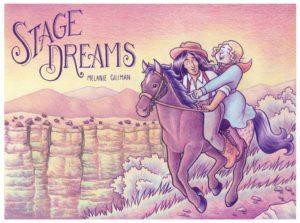 Stage Dreams Promo via Melanie Gillman