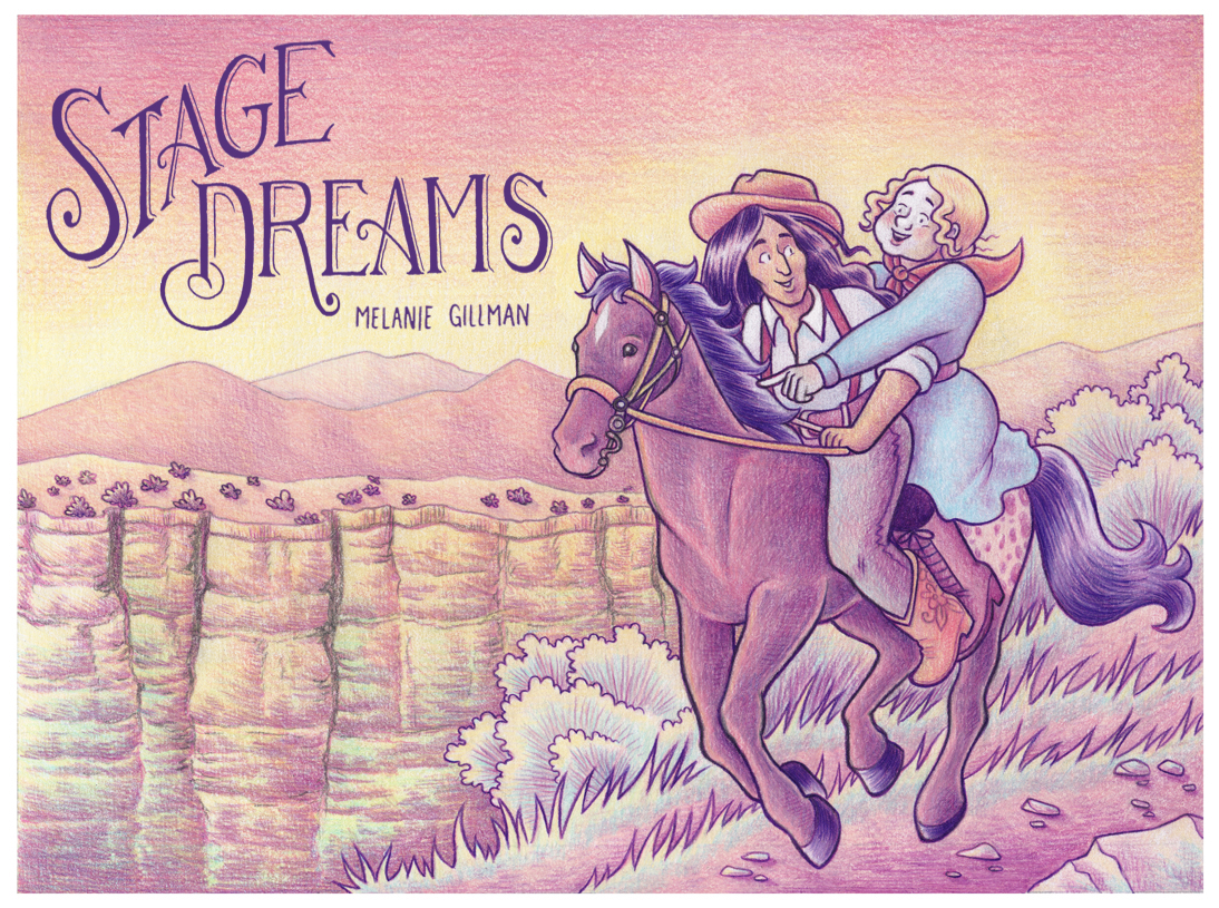 Stage Dreams Promo via Melanie Gillman