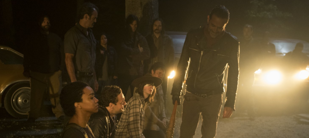 On Being In a Bad Relationship with The Walking Dead