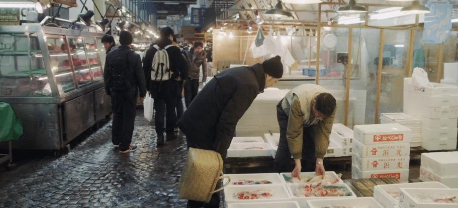 Tsukiji Wonderland directed by Naotaro Endo. Film. Toronto Reel Asian International Film Festival. Japan.