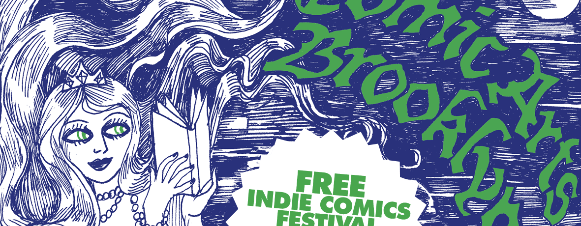 Comic Arts Brooklyn 2016: A Nice Thing to Have