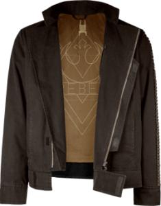 Musterbrand Cassian Rogue One Jacket via wookiegunner.com