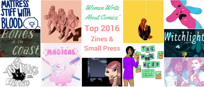 Top Indies, Small Press, and Webcomics of 2016