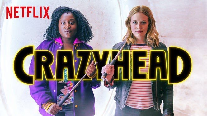 Susan Wokoma Is the Best Part of Netflix's Crazyhead