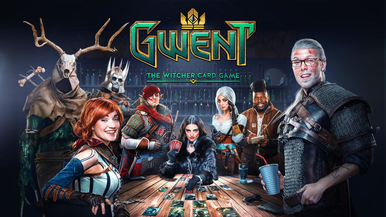 Witchers, Soldiers, a Barrel-Smashing Troll: A First Look at Gwent