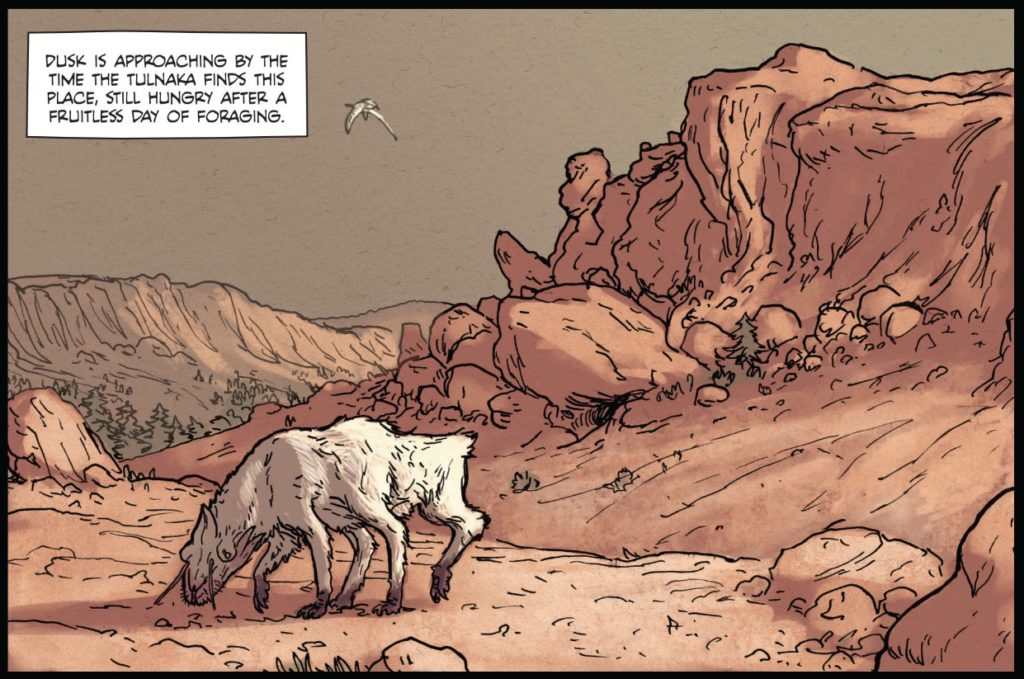 Prophet #21, Image Comics, 2012