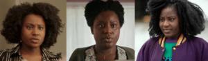 Susan Wokoma in Crashing, Chewing Gum and Crazyhead. TV.