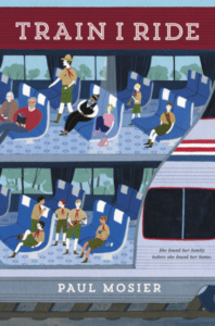 The cover of Train I Ride. Image from Harper Collins.