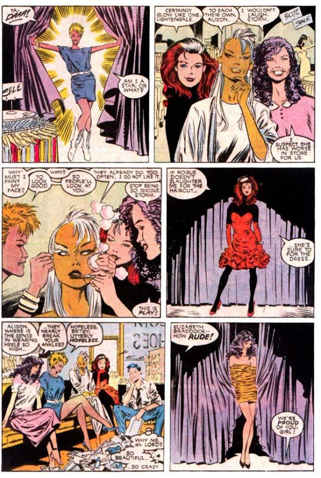 Uncanny X-Men #244 | Marvel Comics (1989)