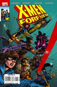 X-Men Forever #1 (2009) Marvel Comics