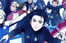 The figure skaters of Yuri on Ice. MAPPA/Crunchyroll.