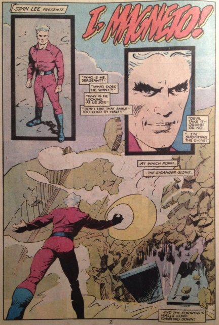 Classic X-Men #19   Marvel Comics (1988)