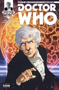 The Third Doctor #3