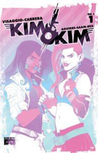 Kim & Kim, Black Mask Studios