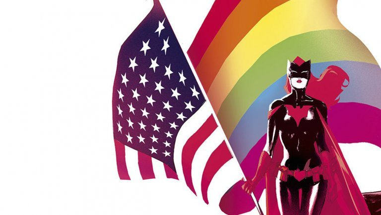 Love is Love: An Ally Anthology?