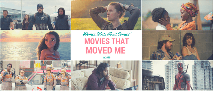 Movies That Moved Me In 2016
