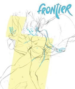 Frontier #14, Rebecca Sugar, Youth In Decline