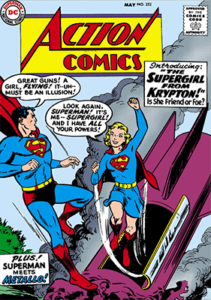 Action Comics 252 - May 1959 - Written by Otto Binder - Penciled by Al Plastino - DC Comics