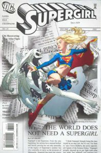 Supergirl volume 5 issue 34 - Oct 2008 - Written by Sterling Gates - Penciled by Jamal Igle - DC Comics