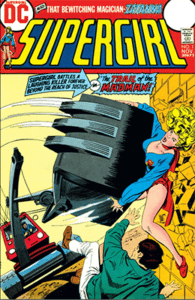 Supergirl volume 1 issue 1 - Nov 1972 - Written by Cary Bates - Penciled by Art Saaf - DC Comics