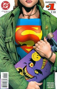 Superman volume 4 issue 1 - Sep 1996 - Written by Peter David - Penciled by Gary Frank - DC Comics