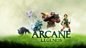 Mobile RPGs: Arcane Legends 2012 Spacetime Studios Android, iOS, web browser