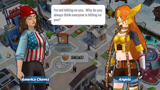 Avengers Academy, TinyCo, 2016.