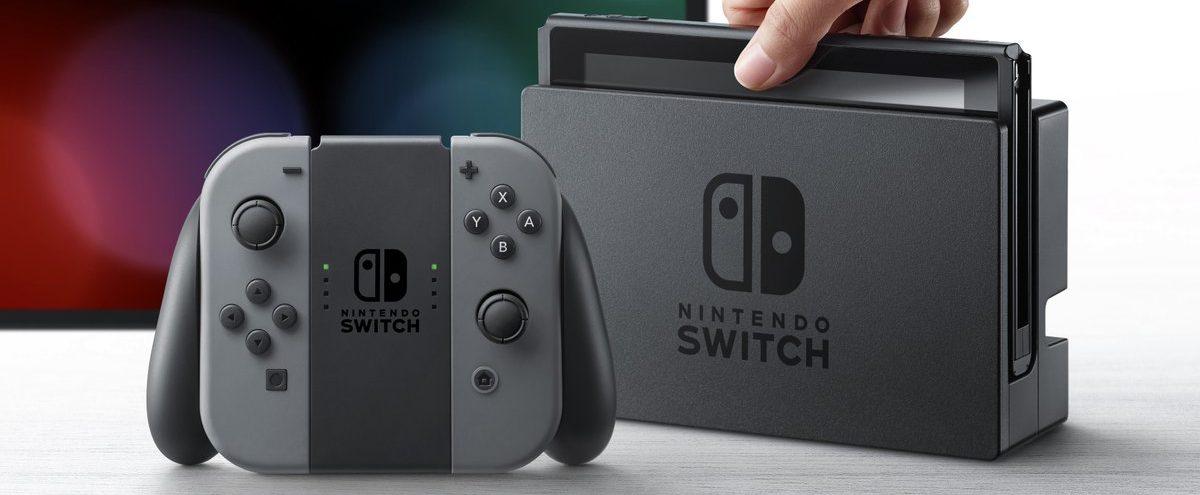 Nintendo Switch Report