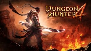 Mobile RPGs: Dungeon Hunter 4
