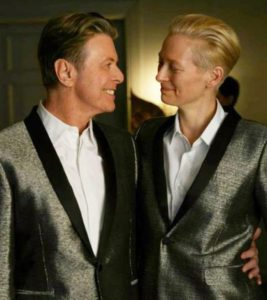Swinton & Bowie, Stars shoot