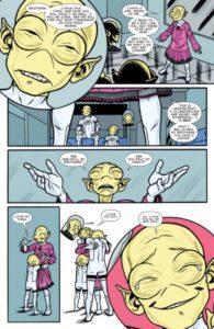Fantastic Four, marvel comics, Jonathan Hickman & dale eaglesham,