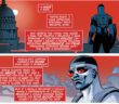 Captain America:Sam Wilson #1, marvel comics, written by nick spencer