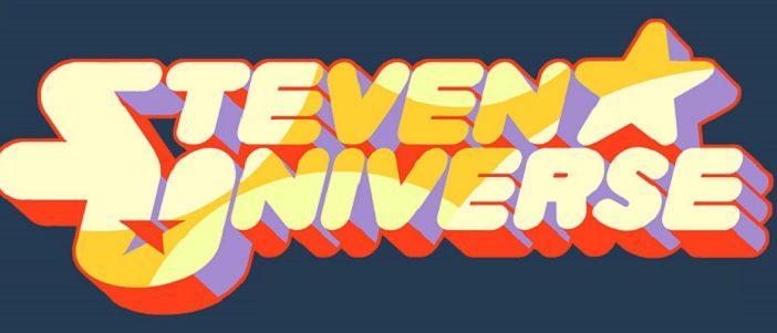 Official Cartoon Network Steven Universe logo from http://steven-universe.wikia.com