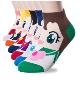 Sailor Moon Character Socks - Dani's Choice