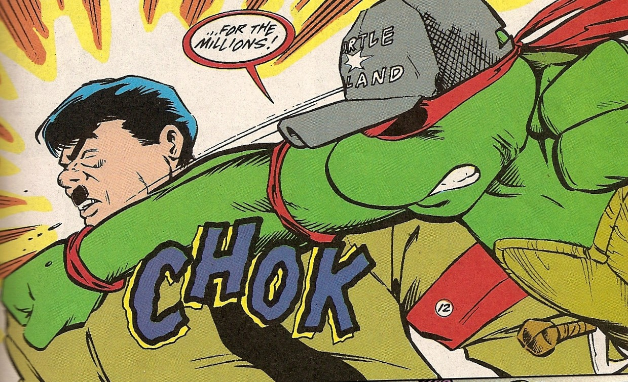 Ten Of The Best Times That Someone Punched A Nazi In Comics