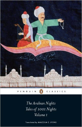 The Arabian Nights Tales of 1001 Nights Volume 1. Anonymous (Author), Robert Irwin (Editor, Introduction), Malcolm C. Lyons (Translator) and Ursula Lyons (Translator). May 25, 2010