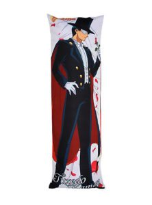 Tuxedo Mask Body Pillow - Hot Topic