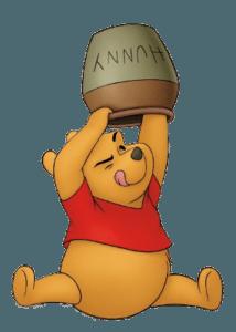 Winnie-the-Pooh. AA Milne. Disney.