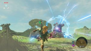 The Legend of Zelda: Breath of the Wild. Nintendo. 2017.