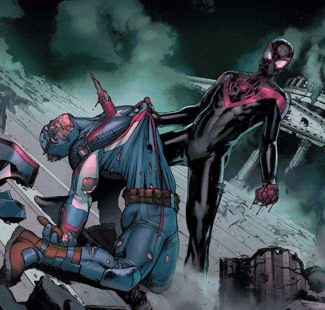 Civil War II, Marvel, 2016