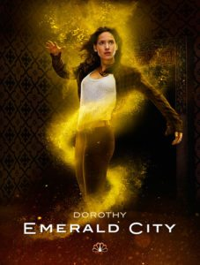 Emerald City, NBC, 2017